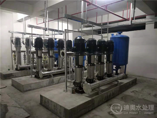 变频供水设备用在什么场合?