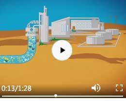 太阳能海水淡化