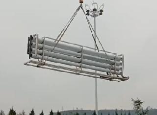 40吨反渗透设备