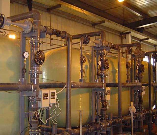 大型钠离子交换器