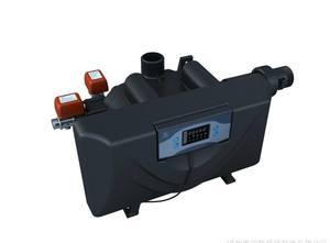 软水设备的控制阀