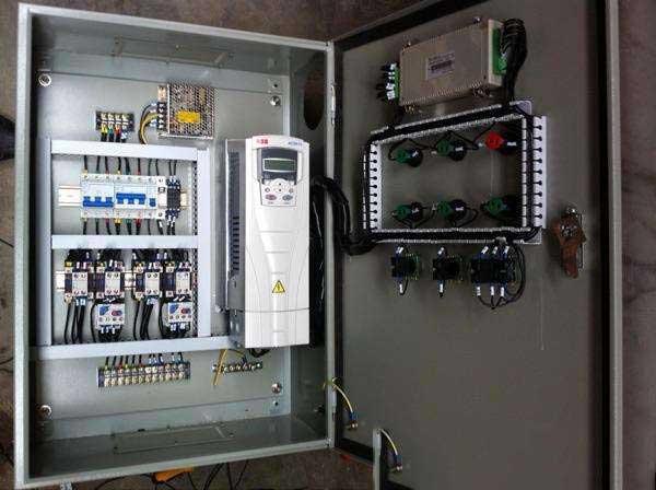 变频恒壓供水設備控制柜