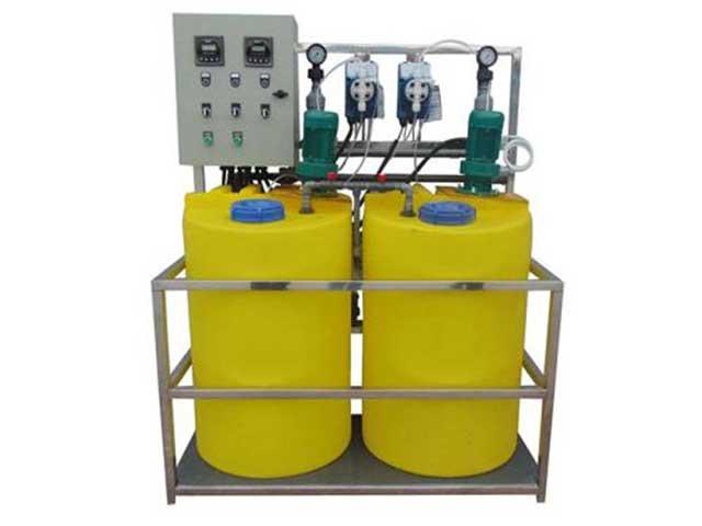 水处理设备,加药装置