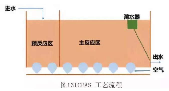 ICEAS 工艺