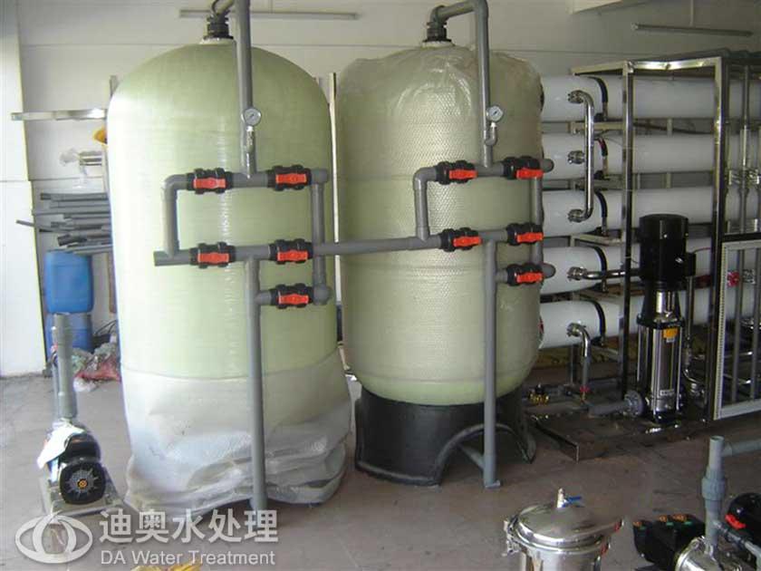 工业锅炉软化水设备树脂选择技巧