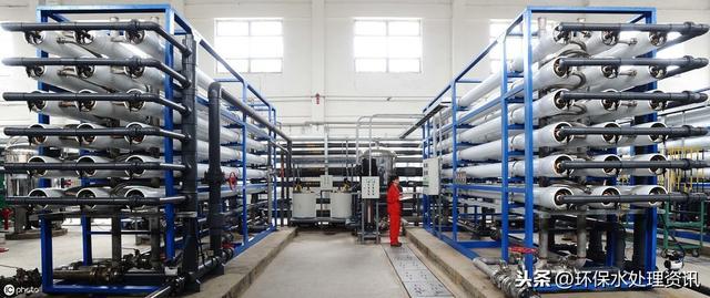 这五类工业水处理设备,你见过几个?