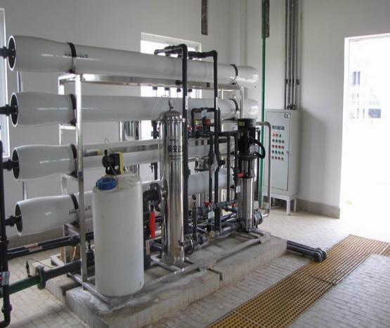 纯水设备怎样清洗?