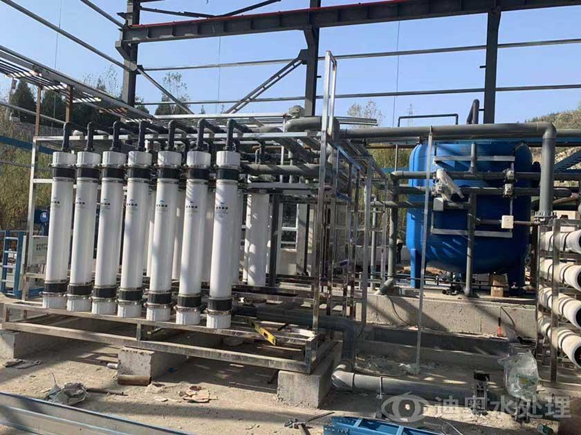 纯水设备产水量下降怎么办
