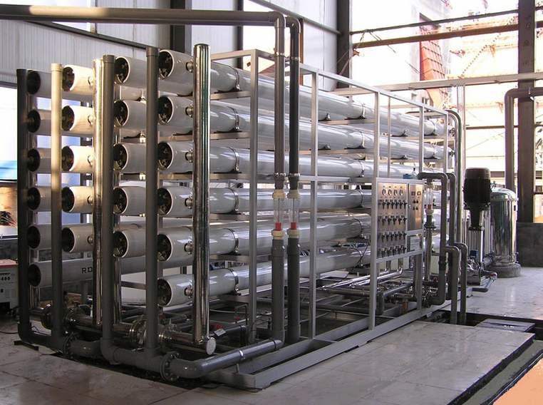 超纯水设备的控制系统介绍