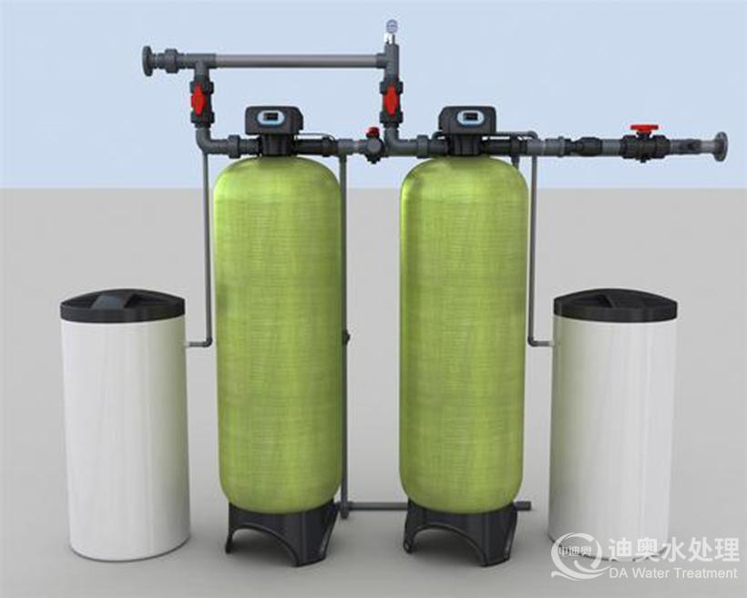 软化水设备结构图