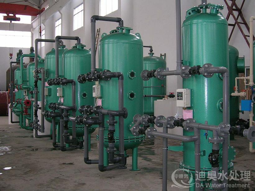 给水除氧设备