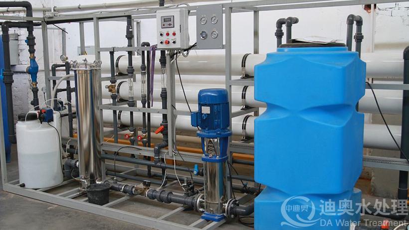 车用尿素反渗透纯水设备