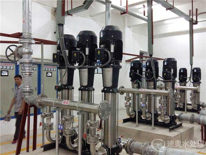 小区高层供水设备