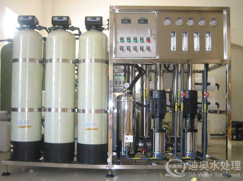 工业反渗透净水设备