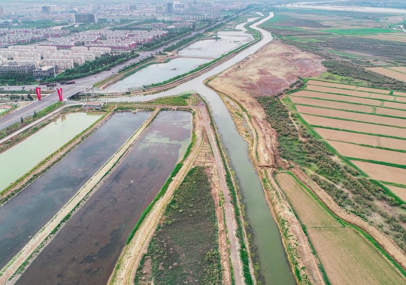 古城湾人工湿地